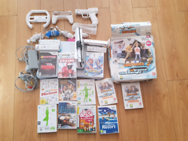 Nintendo Wii package.
