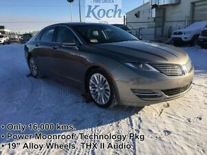 2015 Lincoln MKZ Select   - Low Mileage Edmonton Edmonton Area image 1