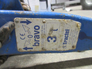 Bravo 3 Ton Come Along Lifter Puller - Tractel Kitchener / Waterloo Kitchener Area image 4