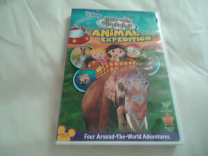 Disney little einsteins ANIMAL EXPEDITION DVD Kingston Kingston Area image 1