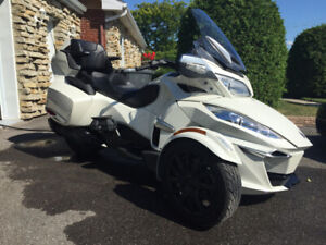 Can -Am spyder RTS
