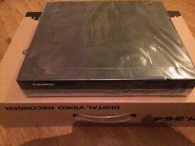 4 port CCTV dvr recorder - brand new in box