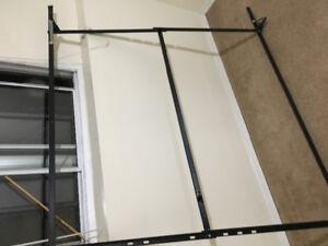 Free bed frame