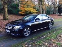 66 MERCEDES-BENZ E220 CDI 9G-TRONIC (194PS) S/S LOW MILEAGE FINANCE PX WELCOME