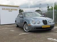 Jaguar S-Type V6 SE LOW MILEAGE DIESEL AUTOMATIC 2005/55