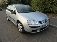 2008 VOLKSWAGEN GOLF 1.9TDI S MANUAL DIESEL 5 DOOR HATCHBACK