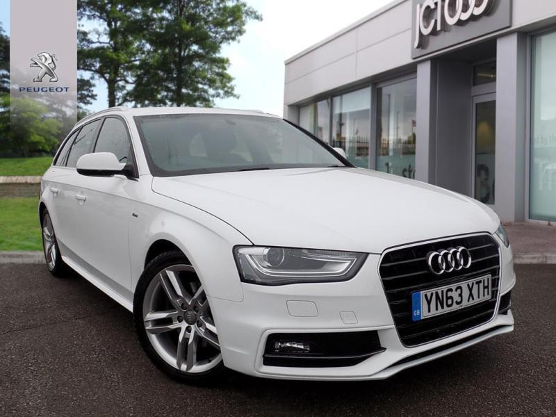 2013 audi a4 avant tfsi s line manual estate in bradford. Black Bedroom Furniture Sets. Home Design Ideas