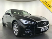 2016 INFINITI Q50 EXECUTIVE DIESEL AUTOMATIC SALOON 1 OWNER SERVICE HISTORY