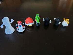 Figurines Mario Bros