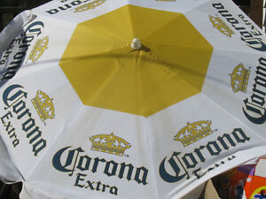 Various Beer Umbrellas for sale NEW never used