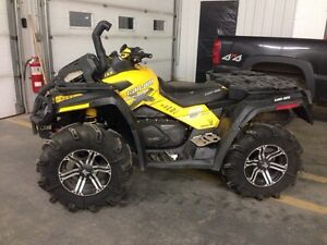 2012 Can Am Outlander XMR 800 for sale - Selling Cheap!