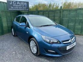 image for 2015 VAUXHALL ASTRA 1.4 EXCITE ONE OWNER FROM NEW WITH ONLY 6306 MILES