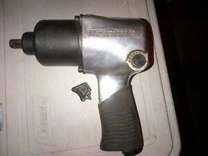 """Mastercraft 1/2"""" Air Wrench For Sale"""