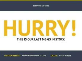 2016 66 MG GS 1.5 EXCLUSIVE DCT 5D 164 BHP