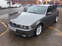BMW 5 SERIES 520i Sport (grey) 2002