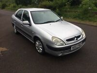 Citroen XSARA 1.4 Petrol- LONG MOT- Cheap Tax- Cheap insurance