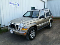 2007 Jeep Liberty Sport 4x4 - easy financing