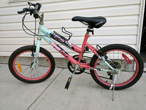 "Supercycle Fly Girl 18"" Kids Bike"