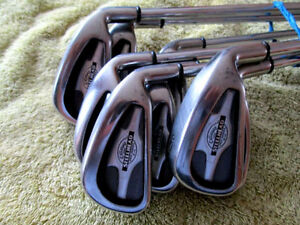 Callaway X-14 Pro : used right hand irons