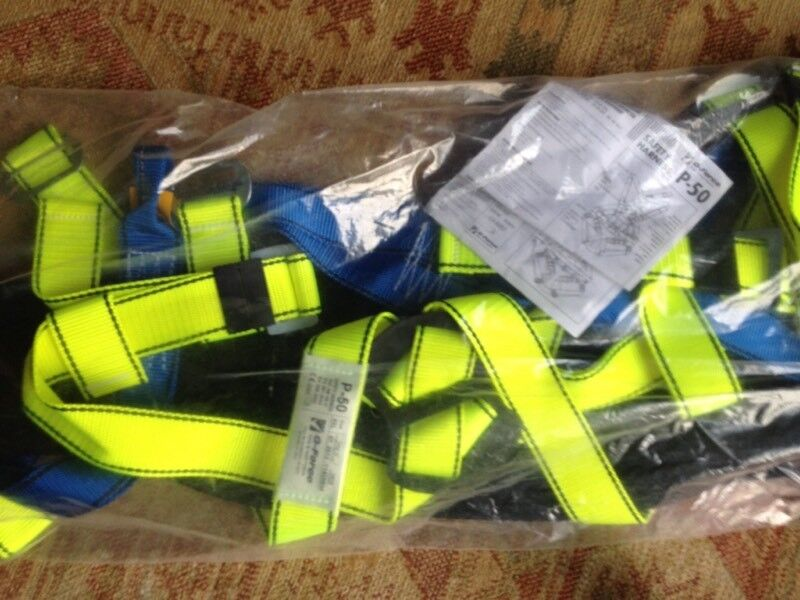 Safety harness and fall arrest kit