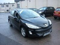 2009 Peugeot 308 1.6 VTi ( 120bhp ) Sport Finance Available