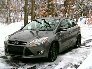 2012 Ford Focus SEL Bicorps