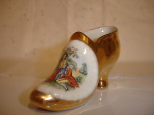 FOR SALE Vintage glass shoes, collectible shoes Kitchener / Waterloo Kitchener Area image 1