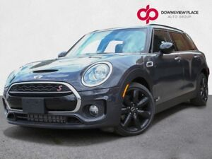 2017 MINI Cooper Clubman S| ALL4 AWD| PANO ROOF| PARKING SENSORS
