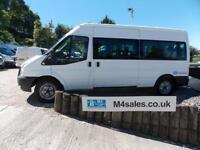 Ford Transit 3.5T 14 Seat Minibus 2.2 Manual Diesel