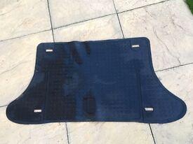 Landrover freelander rubber boot mat