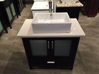 "Clearance DEMO Marked-Down SALE – 32"" Bathroom Vanity BB32"
