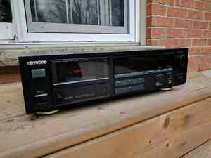 Kenwood KX-3010 cassette player