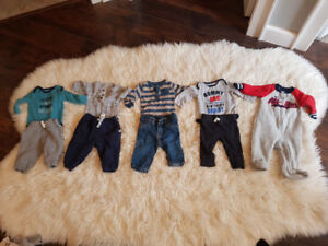 3 month old Boys outfits