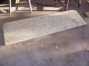 Granite Bar Counter Top 60 Inches by 18 Inches For sale