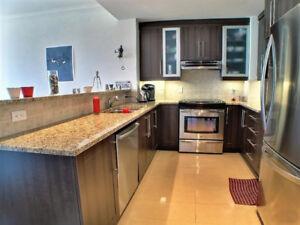 Appartement Condo De Luxe 4 1/2 à louer for rent. RÉNOVÉ