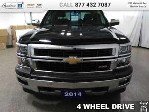 2014 Chevrolet Silverado 1500 2LZ  - Leather Seats - $305.81 B/W