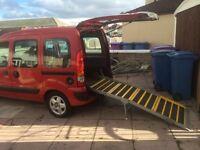 Big ramp for any van