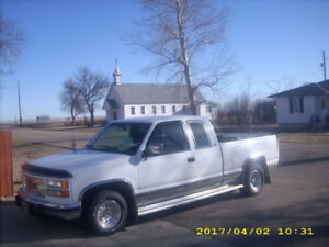 TRUCK FOR SALE OR TRADE FOR CAR