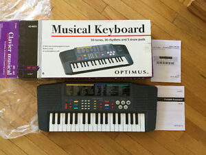 Optimus portable keyboard MK-420