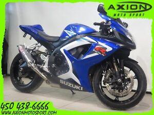 2006 Suzuki GSX-R 750 27,83$/SEMAINE