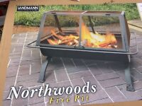 Brand new in box Northwoods Outdoor Firepit for sale!!