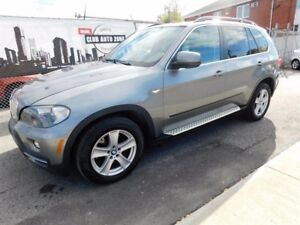 BMW X5 4.8i AWD 2007 (AUTOMATIQUE TOIT PANORAMIQUE)