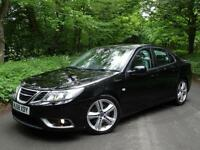 2008 (08) Saab 9-3 1.9TTiD (180ps) auto Aero..HIGH SPEC..STUNNING!!