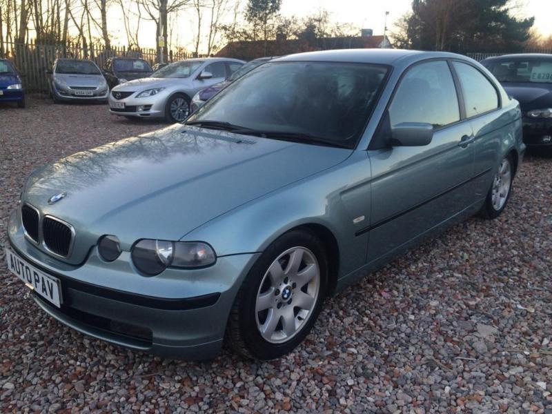 2003 BMW 3 Series 2.0 318ti SE Compact 3dr | in Coventry, West ...