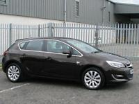 Vauxhall 2.0i CDTi Astra Elite Automatic Turbo Diesel NOW SOLD