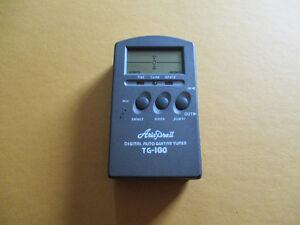 Aria Pro II Digital Auto Guitar Tuner