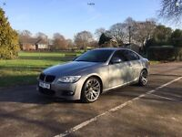 2011 BMW 320D COUPE AUTO - M SPORT - BEST EXAMPLE