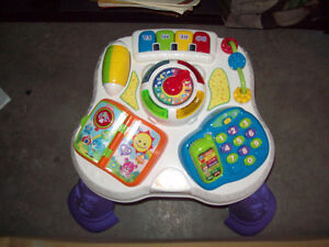 Vtech station for toddlers