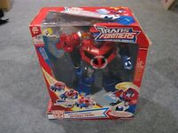 Transformers animated Optimus Prime new in box  $60