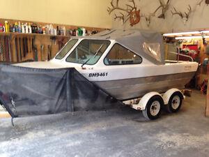 16' jet boat